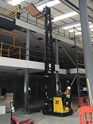 Mezzanine Floors Complete Warehouse Services